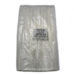 Стержни клеевые 10шт пачка (цена за пачку) Lemanso 11x200мм прозрачные LTL14012
