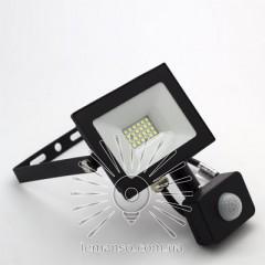 Прожектор LED 20w 6500K 1600LM LEMANSO 175-265V с датчиком / LMPS27