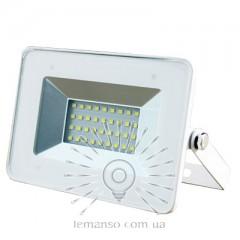 Прожектор LED 30w 6500K IP65 2040LM LEMANSO білий / LMP33-30