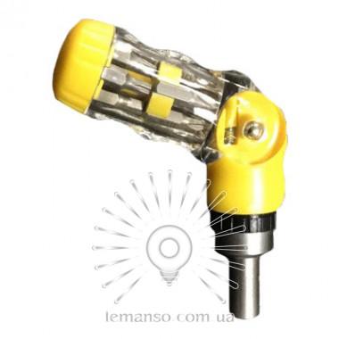 Набор головок и бит с рукояткой 12шт. LEMANSO LTL10090 описание, отзывы, характеристики