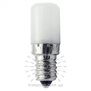 Лампа Lemanso св-ая E14 1,5W 120LM 2700K 230V пластик / LM764 для холодильника описание, отзывы, характеристики