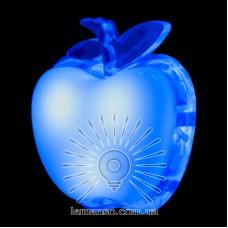 Ночник Lemanso Яблоко голубой 3 LED / NL3