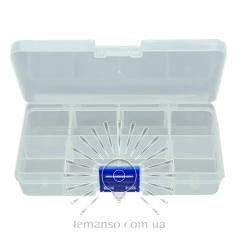 Органайзер 140*70*30мм LEMANSO LTL13036 пластик