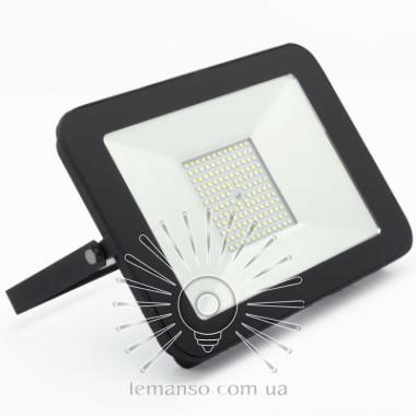 Прожектор LED 100W 6500K IP65 8000LM LEMANSO 220В чёрный/ LMP11-106 описание, отзывы, характеристики