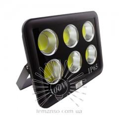 Прожектор LED 300w 6500K 6COB IP65 14700LM LEMANSO чёрный/ LMP36-300
