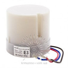 Photocell LEMANSO LM6328 25A