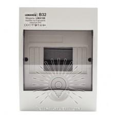Коробка под 6 автоматов LEMANSO внутренняя, ABS / LMA108