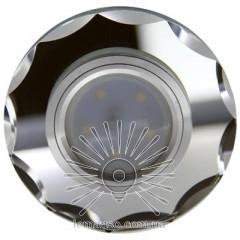 Спот Lemanso ST153 прозрачный-хром GU5.3