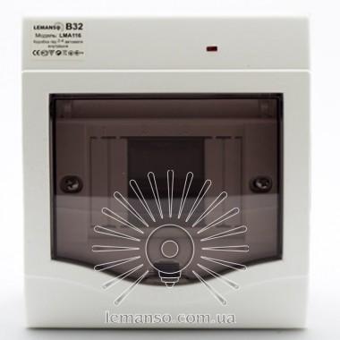 Коробка под 2-4 автоматы LEMANSO внутренняя, ABS LED индикатор / LMA11 описание, отзывы, характеристики