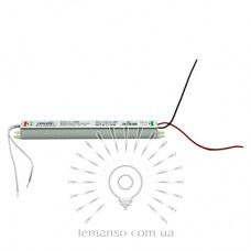 LEMANSO power supply for LED strip 12V 1.5A 18W / LM850 192 * 18 * 18mm