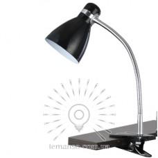 Настольная лампа Lemanso 60W E27 LMN103 чёрная