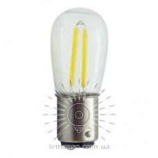 Лампа Lemanso св-ая 1,5W T22 120LM B15D 6500K 230V прозрачная / LM3081 для швейной машинки