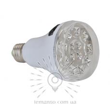 Accumulator lamp Lemanso E27 13LED 45LM 6500K 110-240V Ultra white / LM339