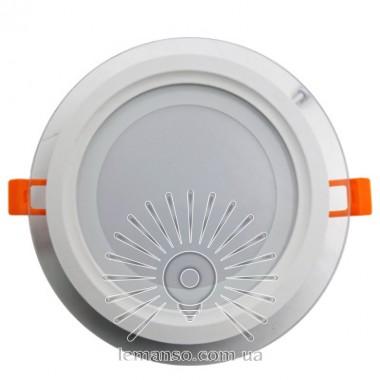 LED панель Lemanso 12W 540LM 4500K 85-265V круг / LM1032 + стекло Монтана описание, отзывы, характеристики