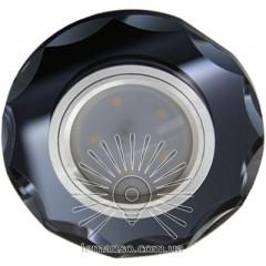 Спот Lemanso ST153 чёрный-хром GU5.3