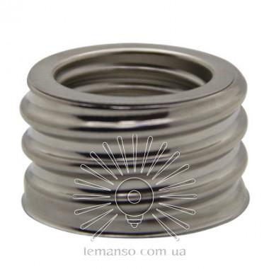 Патрон - переходник LEMANSO E40-E27 / LM2504 металл описание, отзывы, характеристики