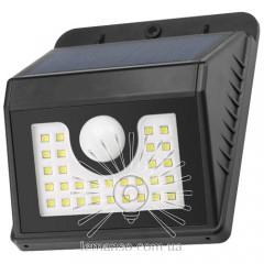 Подсветка для стены LED Lemanso 3,5W 350LM IP65 с д/движения и солнечн