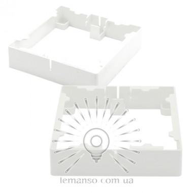 Накладная квадратная коробка 12W для ABS Lemanso / LM479 описание, отзывы, характеристики
