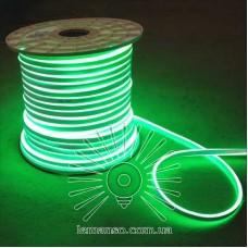 Неон LEMANSO 240град. 120LED 6W/м IP65 зелений 2835SMD 220V 2160LM / LM858