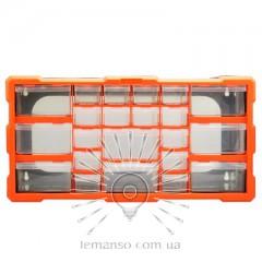 Органайзер 495*160*255мм LEMANSO LTL13025 пластик