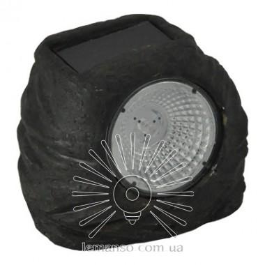 Светильник LED газон Lemanso с выкл., 1LED белый IP44 1год/ CAB89 Камень, (12шт./упак.), цена за 1шт. описание, отзывы, характеристики