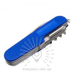 Мультитул LEMANSO LTL80016 синий
