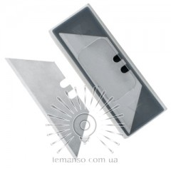 Лезвия для ножа косые 10шт LEMANSO LTL80011