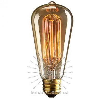 Лампа Эдисона Lemanso 40W E27 220-240V 2700K / LM719 описание, отзывы, характеристики