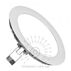 LED панель Lemanso 15W 900LM 85-265V 4500K круг / LM1027 Комфорт