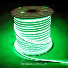 Неон LEMANSO 240град. 120LED 8W/м IP65 зелёный 2835SMD 220V 3120LM / LM859