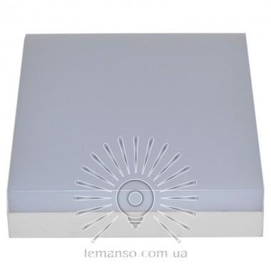 LED панель 2016 Lemanso 18W 1280LM 4500K квадрат 170-265V / LM522 описание, отзывы, характеристики
