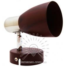 Спот Lemanso ST196-1 одинарний E14 / 40W вишня
