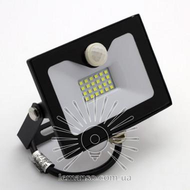 Прожектор LED 30w 6500K 1800LM LEMANSO со встроенным датчиком / LMPS36 описание, отзывы, характеристики