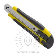 Нож LEMANSO LTL80007 желтый