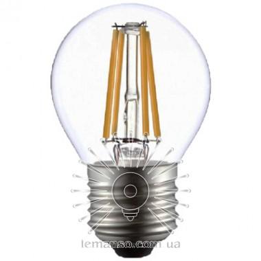 Лампа Lemanso св-ая G45 E27 4W 4LED 420LM 3000K / LM389 шар описание, отзывы, характеристики