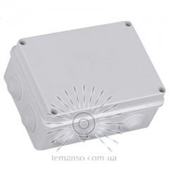 Расп. коробки LEMANSO 395*345*120 квадрат / LMA214 с резиновыми заглушками