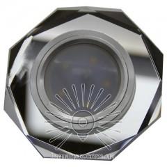 Спот Lemanso ST152 прозрачный-хром GU5.3