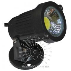 Светильник LED садовый Lemanso 1LED 5W 6500K чёрный / LM981