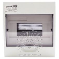 Коробка под 8 автоматов LEMANSO внутренняя, ABS / LMA109
