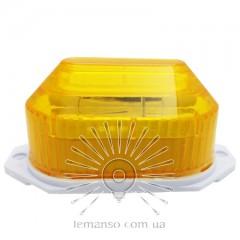 Стробоскоп Lemanso жёлтый LR637