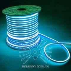 Неон LEMANSO 240град. 120LED 6W/м IP65 синий 2835SMD 220V 2160LM / LM858