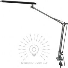 Настольная лампа Lemanso 7W 100-240V 6500K чёрная / LMN092