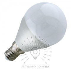 Лампа Lemanso св-ая 4W G45 E14 380LM 6500K 220-240V / LM3020 (гар.1год)