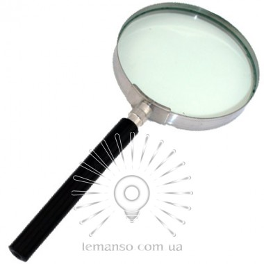 Лупа D=100см LEMANSO LTL12024 увеличение 5-кратное описание, отзывы, характеристики