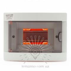 Коробка под 6 автоматов LEMANSO внутренняя, ABS / LMA101
