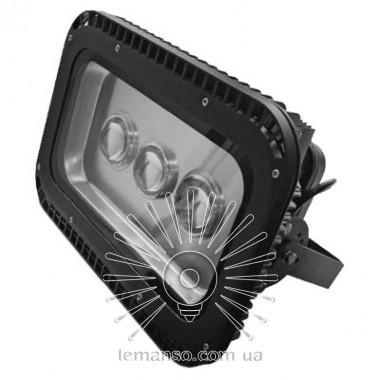 Прожектор LED 150w 6500K IP65 3LED 9750LM LEMANSO чёрный с линзами / L описание, отзывы, характеристики