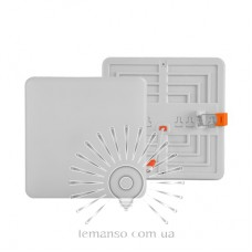LED панель Lemanso 24W 2160LM 6500K 85-265V IP20 / LM1080