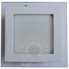 LED panel Lemanso 18W 1260LM 4500K square / LM437