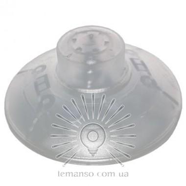 Кнопка круглая Lemanso прозрачная / LMA095 описание, отзывы, характеристики
