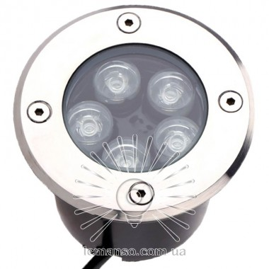 Светильник LED грунтовый Lemanso 5LED 5W 250LM 6500K / LM987 описание, отзывы, характеристики
